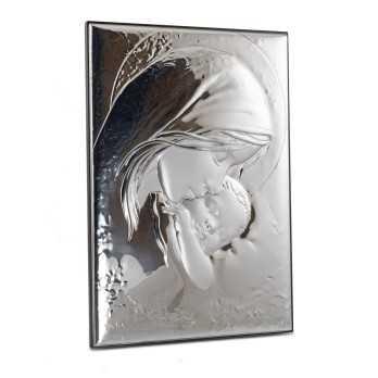 Maternità in argento bilaminato