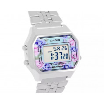 Casio donna orologio digitale fiori