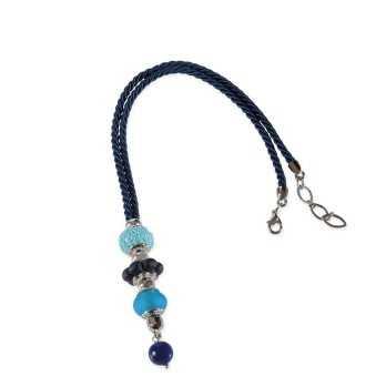 Collana con perle di murano