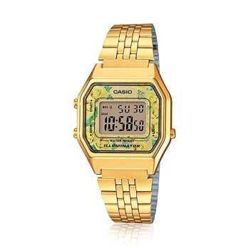 Casio orologio digitale donna dorato Casio Orologi Digitali donna LA680WGA-9CDF
