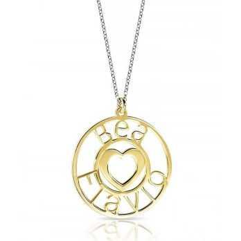 Collana con cerchio personalizzato con nomi Mi racconto gioielli Eventi MF-AG4PE91
