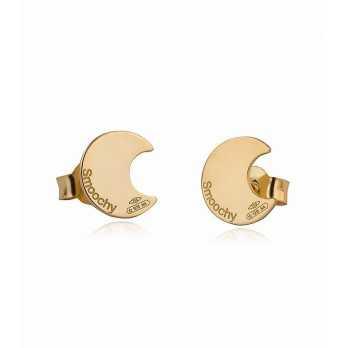 Orecchini in oro a forma di luna My Charm Orecchini MF-OOM1