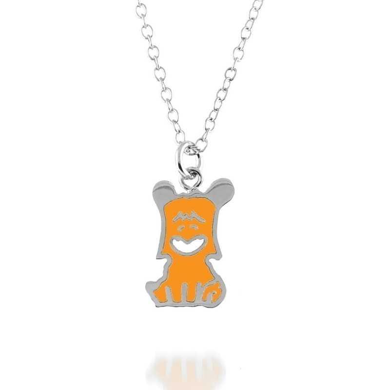 Collana Hello Spank - arancio (L)Osa jewels Promozioni 29,50€ C-10070-03