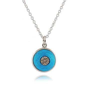 Collana puntoluce turchese Osa jewels Promozioni P9806-05
