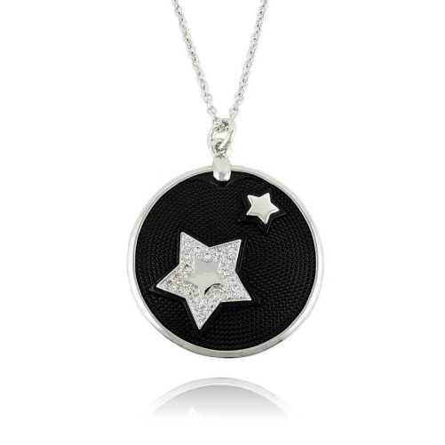 Collana feeling nero Osa jewels Promozioni F9801-08