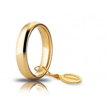 Fede comoda unoaerre 35AFC1GUnoaerre Italian jewellery Fedi Anelli Nuziali 310,00€ 35AFC1G