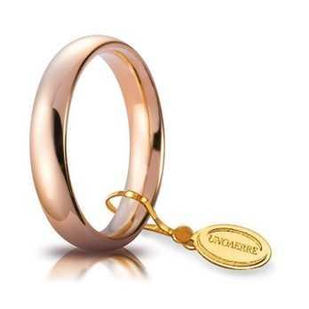 Fede comoda unoaerre 40AFC1R rora Unoaerre Italian jewellery Fedi Comode 40AFC1R