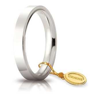 Fede Cerchi di Luce comoda unoaerre 35AFC2BUnoaerre Italian jewellery Fedi Anelli Nuziali 450,00€ 35AFC2B
