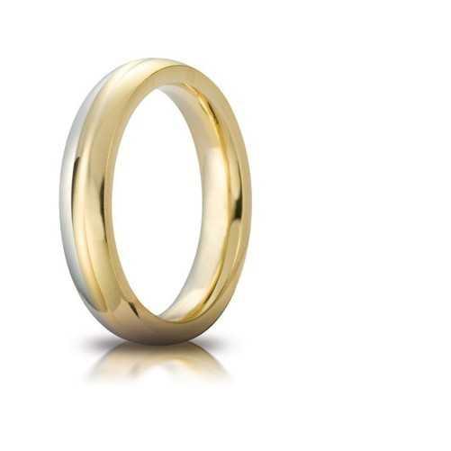 Fede Eclissi comoda unoaerre 70AFC283Unoaerre Italian jewellery Fedi Anelli Nuziali 500,00€ 70AFC383