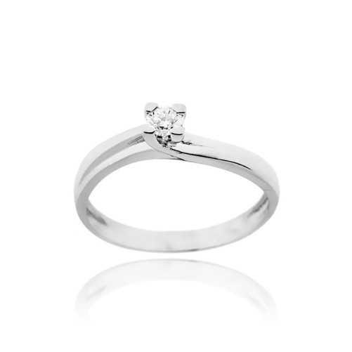 Anello solitario in argento con zircone Ct. 0,15Zoppi Gioielli - Multibrand Anelli Donna 40,00€ CM022AG