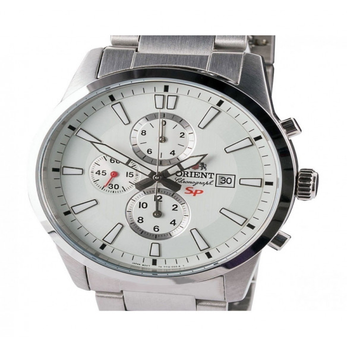Orologio Orient classic chrono Orient Orologi Cronografo uomo FTT12004W0