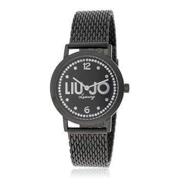 Orologio donna LIU-JO Luxury acciaio nero  Orologi Eleganti donna LJ-TLJ838-nero