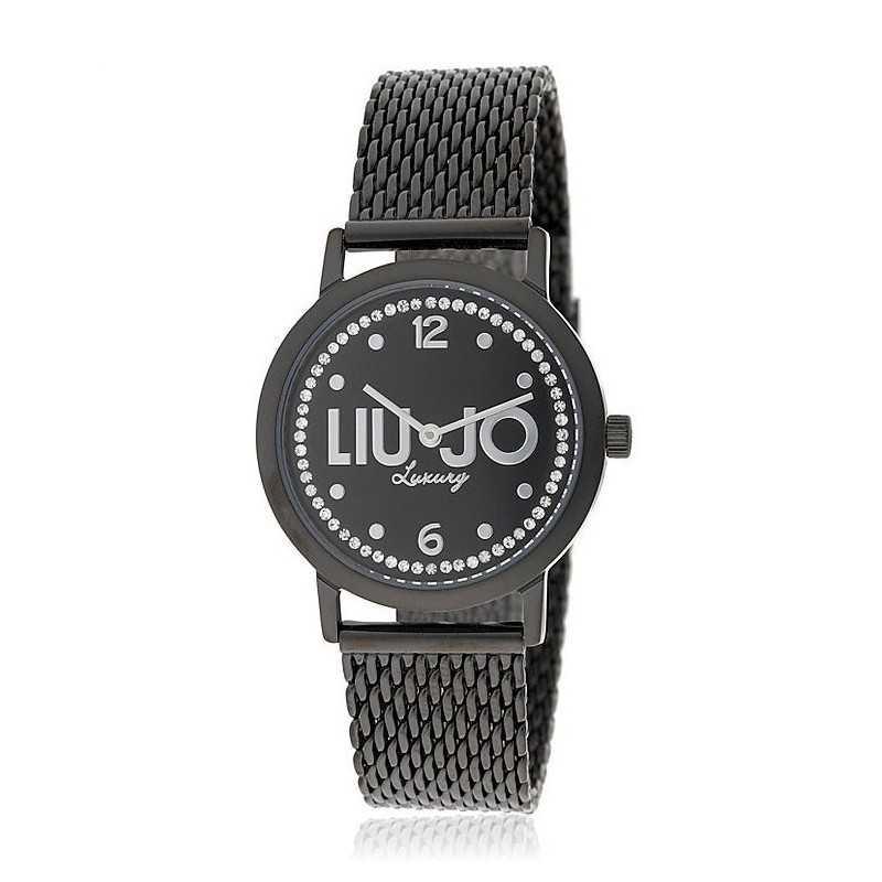 Orologio donna LIU-JO Luxury acciaio nero Liu-Jo Orologi Eleganti donna LJ-TLJ838-nero