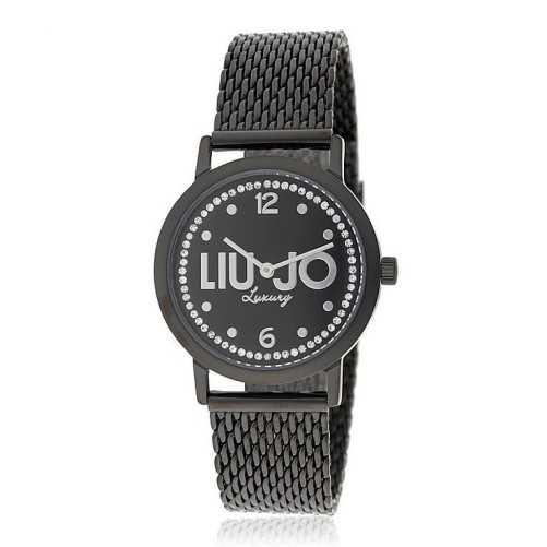 Orologio donna LIU-JO Luxury acciaio neroLiu-Jo Eleganti 104,00€ LJ-TLJ838-nero