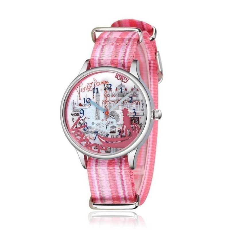 Orologio Mini Watch travel - venice Orologi Sportivi donna MN2002-V