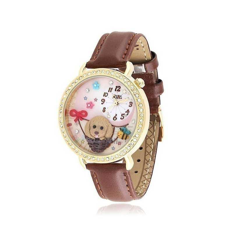 Orologio Mini watch dog 3d  Orologi Sportivi donna MN962-M