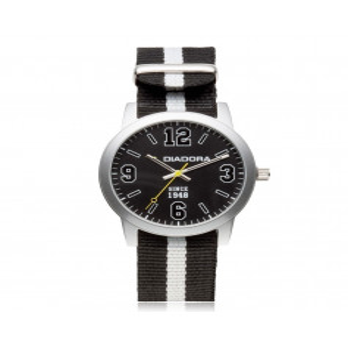 Orologio Diadora History nero e bianco Diadora Promozioni DI-005-03