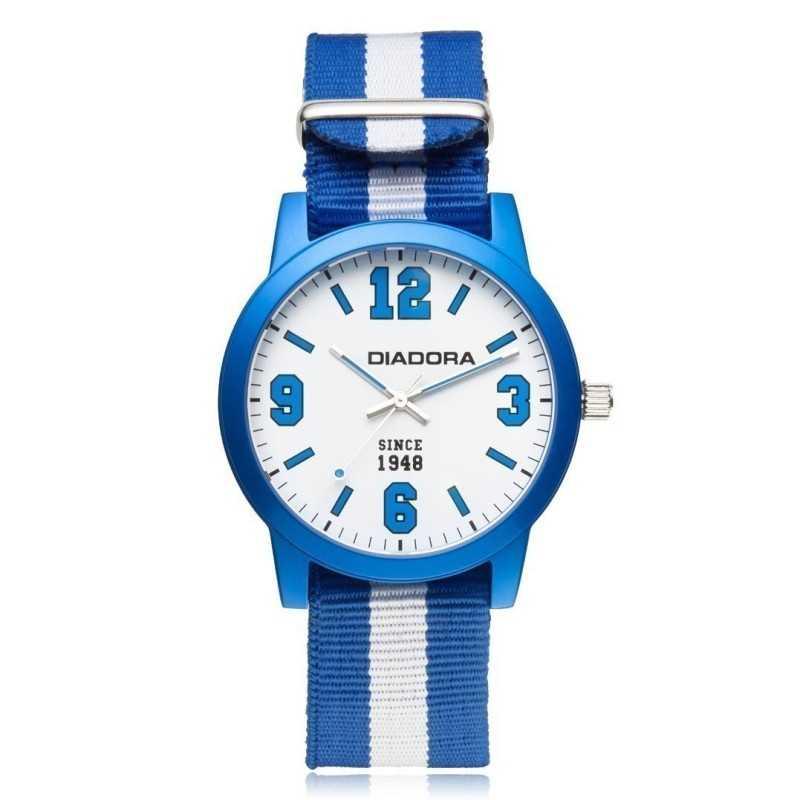 Orologio Diadora History blu e bianco Diadora Promozioni DI-005-02