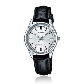 Classici Casio donna solo tempo silver Casio