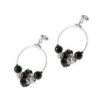 Orecchini con perle di Murano Osa jewels Promozioni 70105
