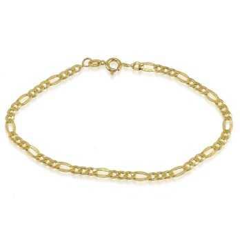 Bracciale a catena in oro Bracciali Uomo 115,00€ product_reduction_percent