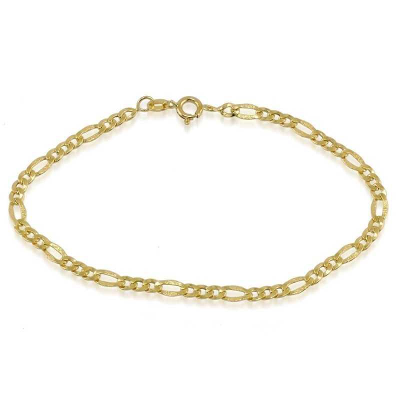 Bracciale a catena in oroZoppi Gioielli jewelry Bracciali Uomo 115,00€ BR-230AU