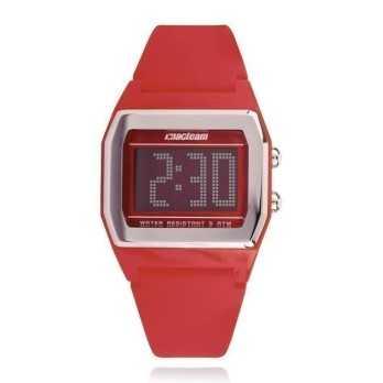 macteam orologio digitale rosso  Orologi Digitali donna M7923-3