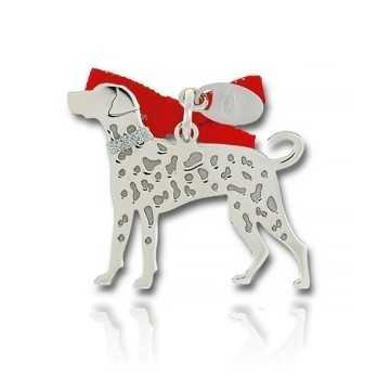 Ciondolo Cane Dalmata  Happy Pets 1R-AG1134