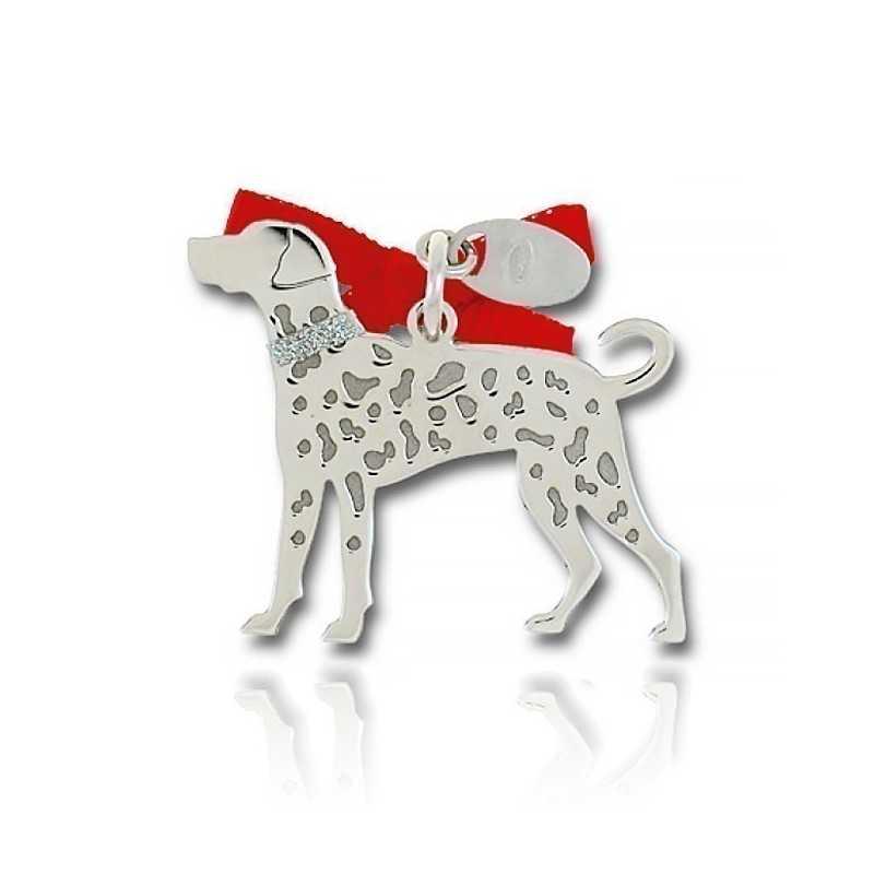 Happy Pets Ciondolo Cane Dalmata Unoaerre Silver jewellery