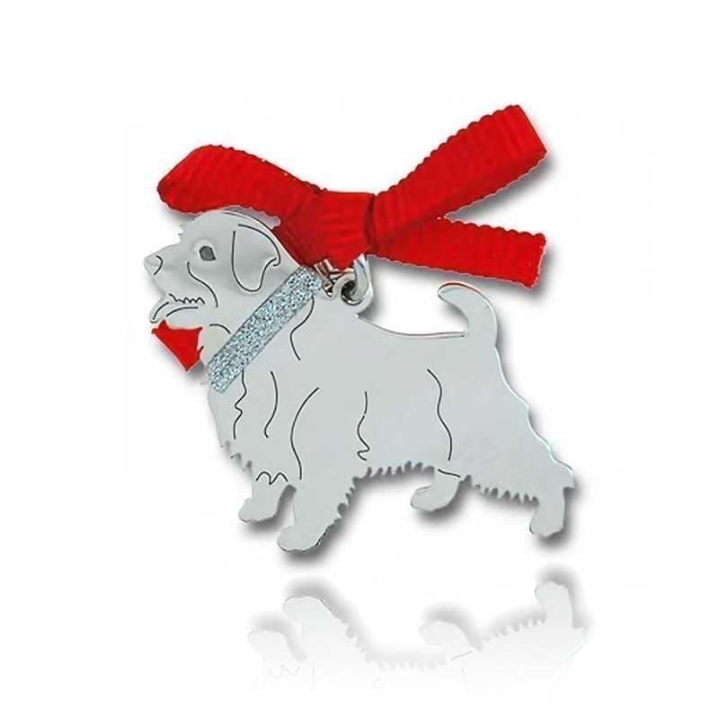 Ciondolo Cane Norfolk Terrier Unoaerre Silver jewellery Happy Pets 1R-AG1265
