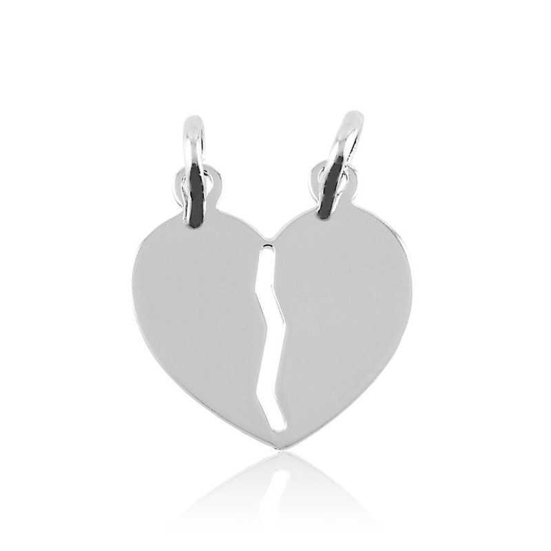 Cuore divisibile in argento Puca Jewels Ciondoli PJ-CNL01AG