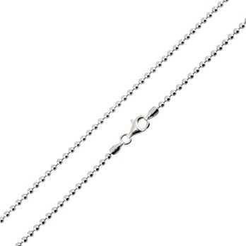 Catenina in argento 50 cm a palliniZoppi Gioielli - Multibrand Catene e catenine 15,00€ CT325AG50P
