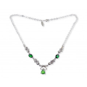 Collana artigianale argento e pietreZoppi Gioielli - Multibrand Collane Donna 64,00€ UC-CL80AG