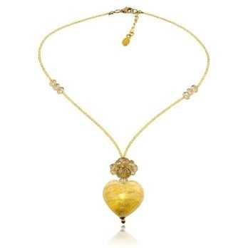 Collana con cuore oro La Murrina Classica Promozioni 78053