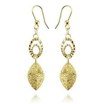 Orecchini Donna Orecchini pendenti in oro Zoppi Gioielli