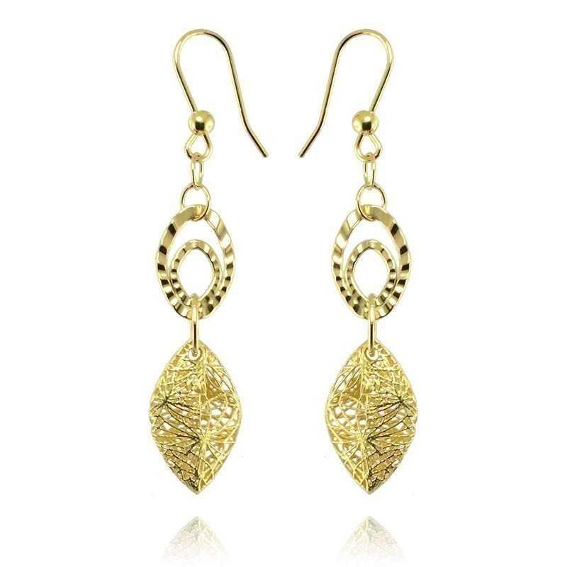 Orecchini pendenti in oro Zoppi Gioielli jewelry Orecchini Donna AU-OR26x600G