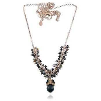 Collana lunga con pietre Lizas jewellery Promozioni LZ-23880