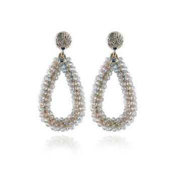 Orecchini pendenti con cristalliLizas jewellery Promozioni 14,00€ LZ-33944