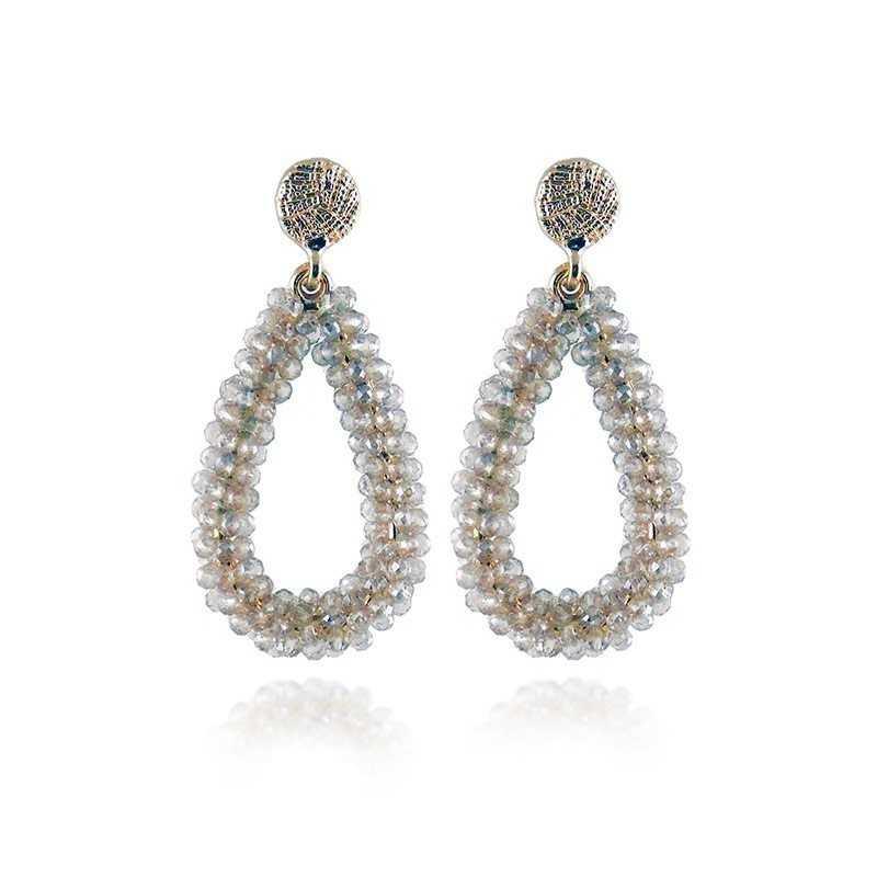 Orecchini pendenti con cristalli Lizas jewellery Promozioni LZ-33944