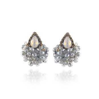 Orecchini toppe con pietreLizas jewellery Promozioni 12,00€ LZ- 33931