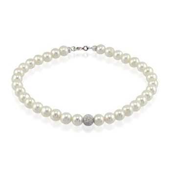Bracciali perla Bracciale di perle e oro Zoppi Gioielli