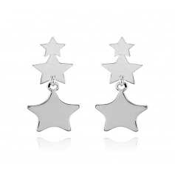 Orecchini Donna Orecchini pendenti stelle in argento Zoppi Gioielli - Multibrand
