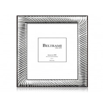 Cornici Cornice in argento decoro focus Beltrami