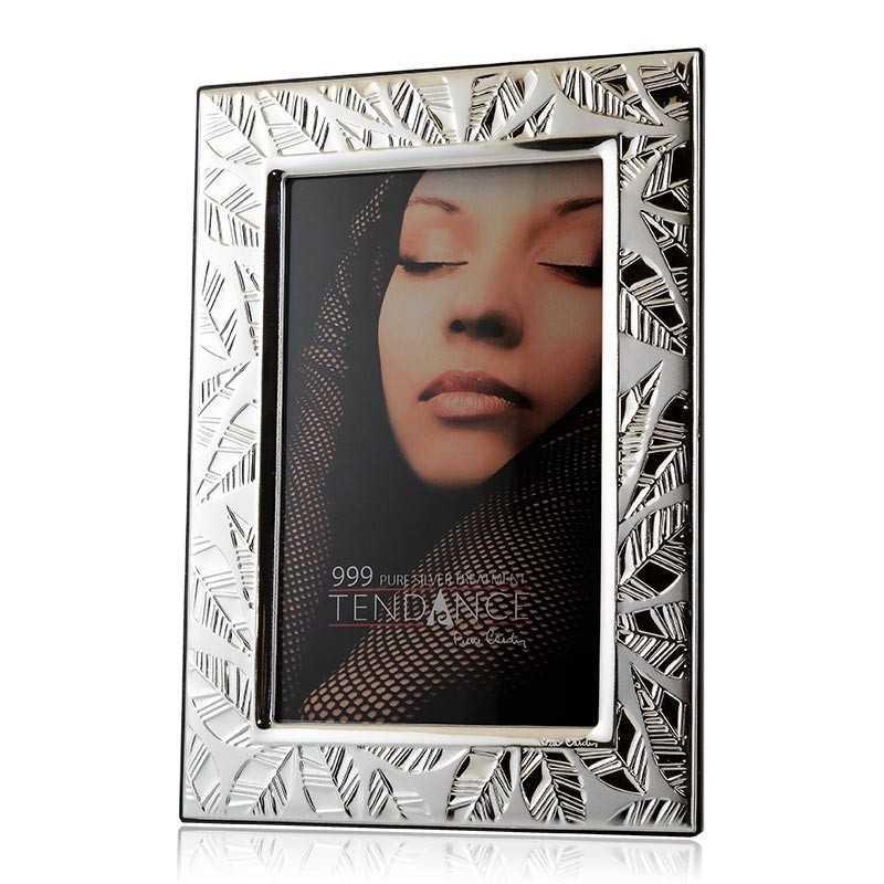 Cornice Pierre Cardin in argento
