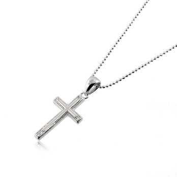 Collana uomo con croce in argentoAlexia Gioielli Collane Uomo 28,00€ RB-CL123AG