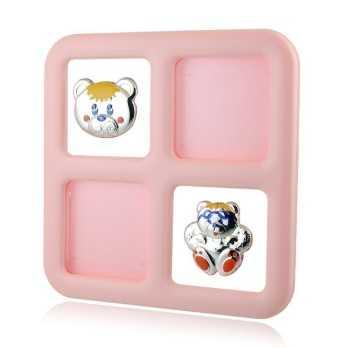 Cornice Bimba pupi e pupe rosa Prima Infanzia 15,00€ product_reduction_percent