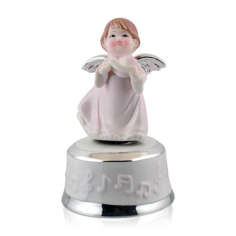 Carillon Angelo con libro rosa Prima Infanzia 29,00€ product_reduction_percent