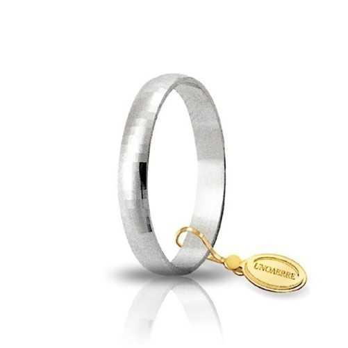 Fedina unoaerre in oro AF246 Unoaerre Italian jewellery Fedine in oro 1R-AF246B