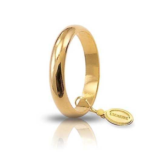 Fede classica unoaerre 50AFN1GUnoaerre Italian jewellery Fedi Anelli Nuziali 306,00€ 50AFN1G