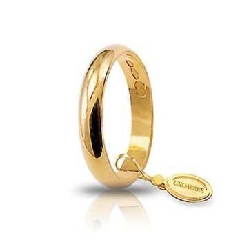 Fede classica unoaerre 30AFN1GUnoaerre Italian jewellery Fedi Anelli Nuziali 200,00€ 30AFN1G